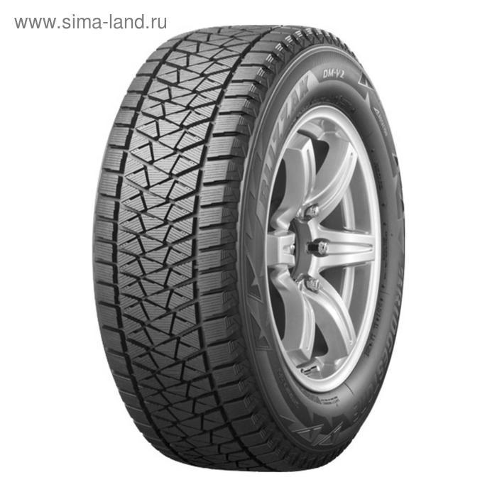 Зимняя нешипованная шина Bridgestone Blizzak DM-V2 245/65 R17 107S