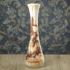 """Ваза напольная """"Лилия"""" под шамот, природа, 67 см, микс, керамика - фото 891661"""