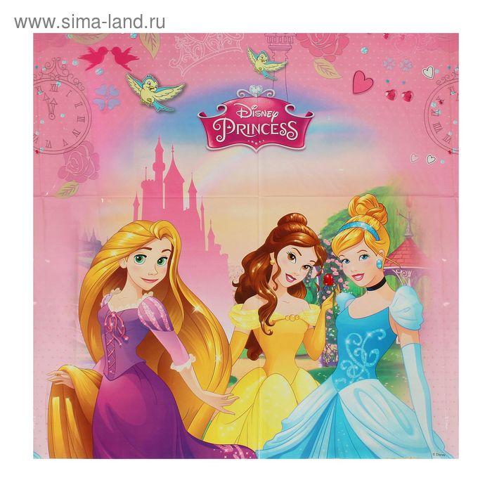 """Скатерть 120*180 см """"Принцессы"""" / Princess Dreaming"""