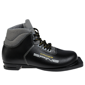 Boots SPINE Cross leather, mount NN75, size 45.