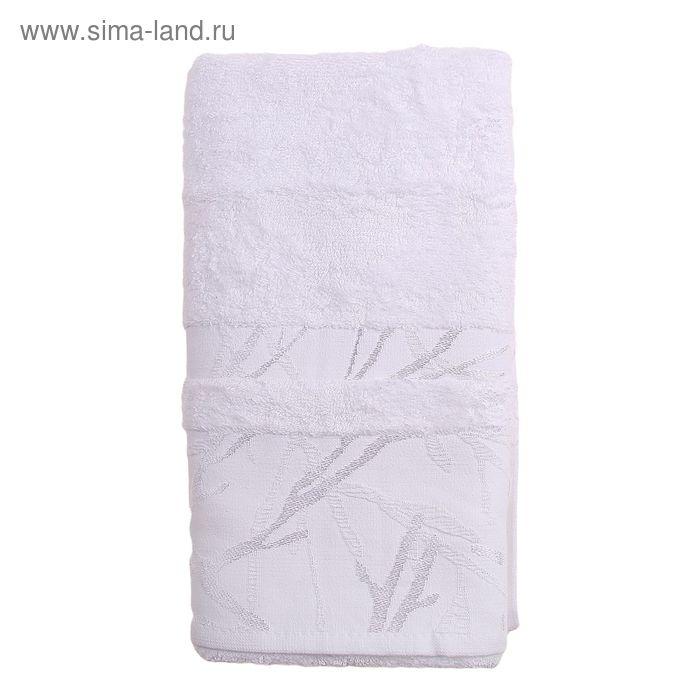 Полотенце DO&CO NYSA 70*140 см белый, бамбук,460 гр/м