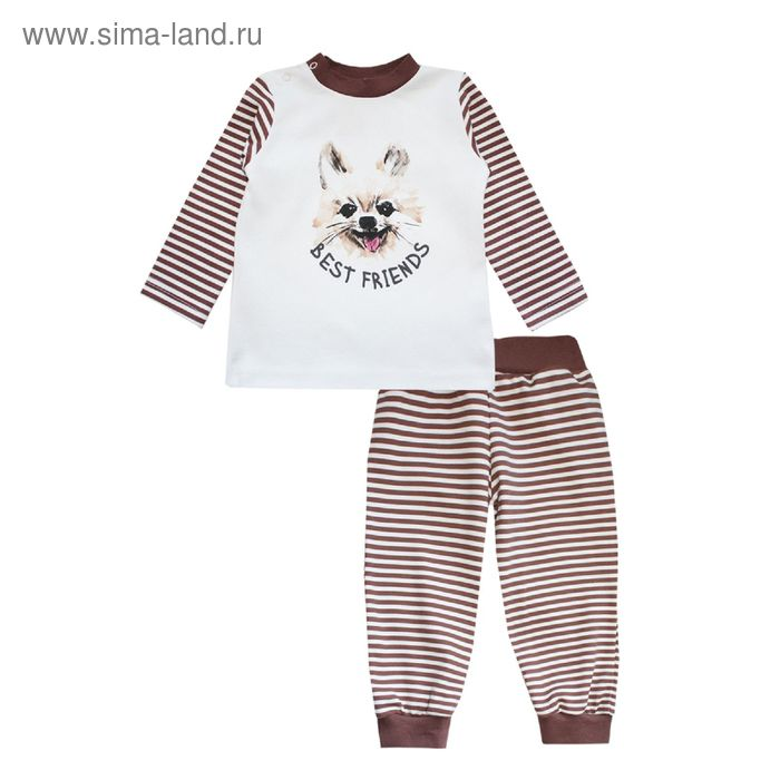 Пижама для девочки, рост 110 см 16166