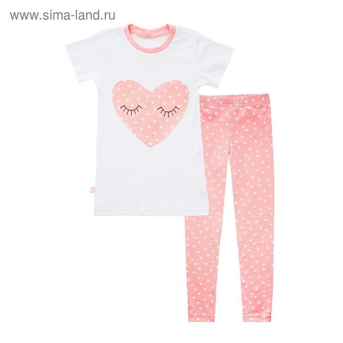 Пижама для девочки, рост 104 см 16752