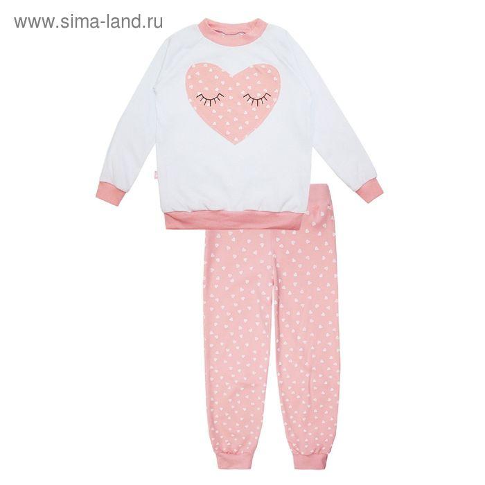 Пижама для девочки, рост 104 см 16652