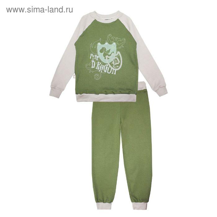 Пижама для мальчика, рост 122 см 16553