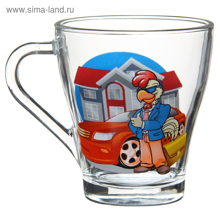 """Кружка чайная 250 мл """"Символ года"""""""