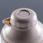 "Термос ""Coffee"" 3.2 л, кнопка, 1 кружка, микс, 21х44.5 см - фото 1966224"