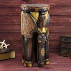Стул Слон 50  см, албезия арт. 104001