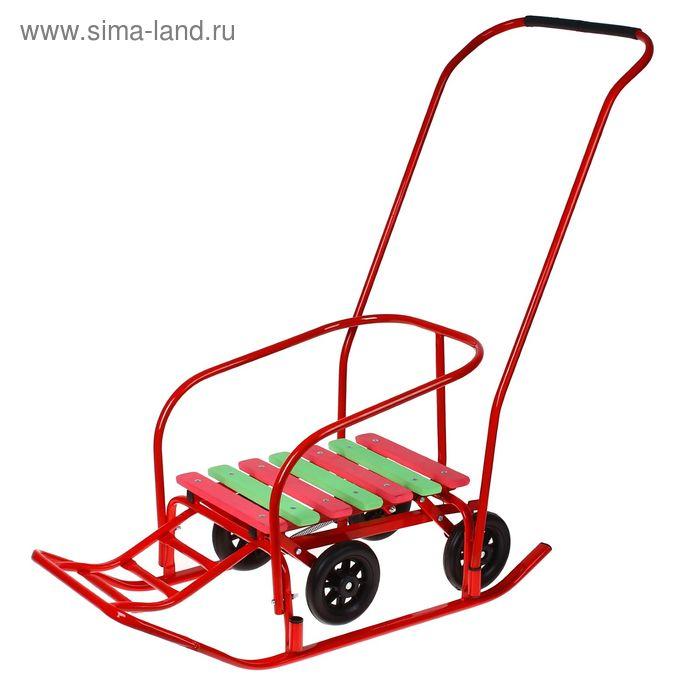 Сани-мобиль МД-СМ01, МИКС