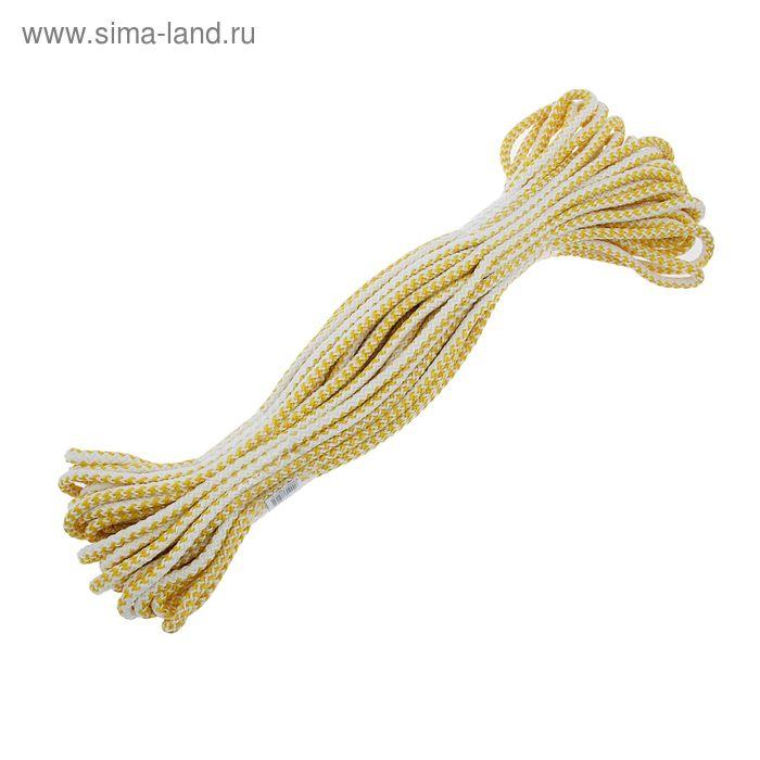 Шнур вязанный 30 м с сердечником d=7 мм