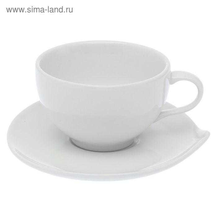 """Чайная пара """"Стелла"""", чашка 220 мл"""