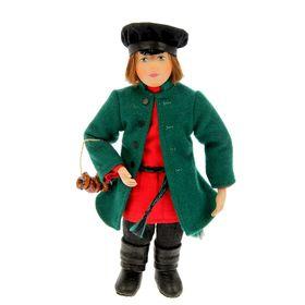 Сувенирная кукла 'Мальчик с баранками', МИКС Ош