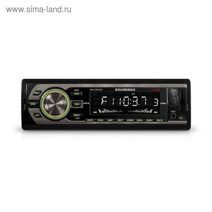 Автомагнитола Soundmax SM-CCR 3035