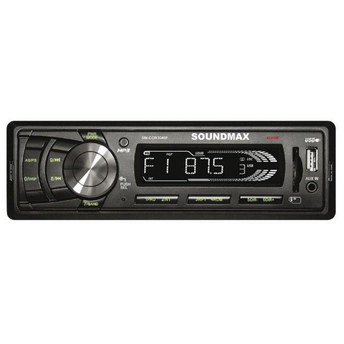 Автомагнитола Soundmax SM-CCR 3049 F