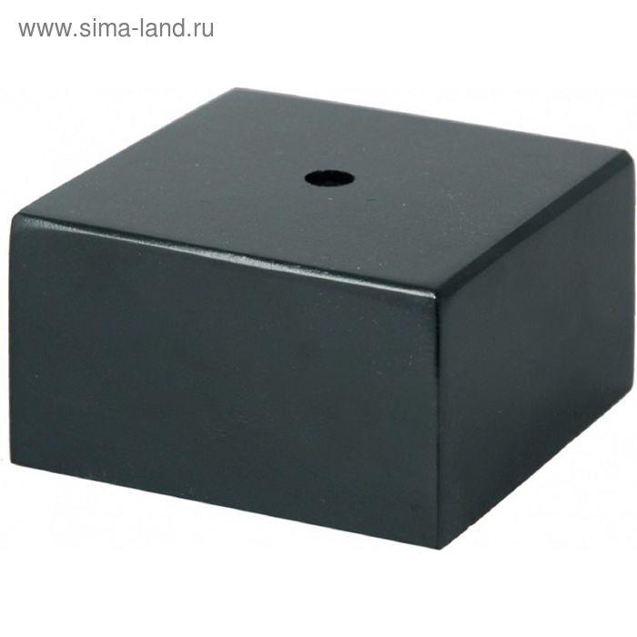 Цоколь мраморный, черный 110х110х65 BMX11065