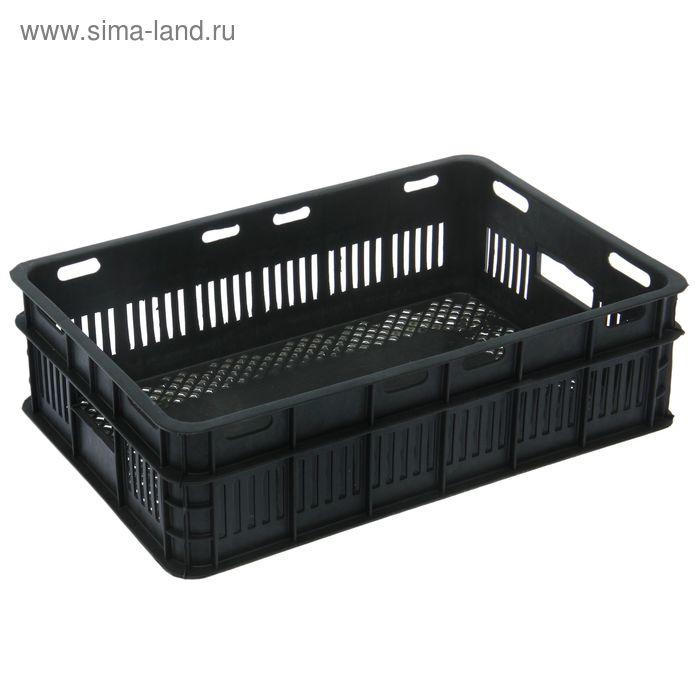 Ящик универсальный 32 л, для пищевых продуктов, 61х40,5х18 см