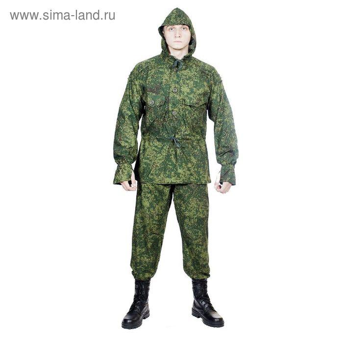 Костюм летний МПА-22 (Сумрак-2) КМФ зел.цифра тк. Панацея 52/5