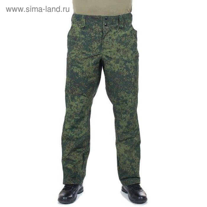 Брюки МПА-41 (тк.Софтшелл) КМФ зеленая цифра 48/4