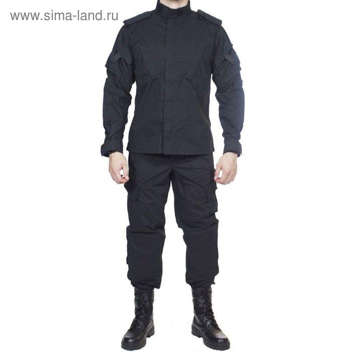Костюм летний МПА-04 (НАТО-1) черный Мираж 58/4