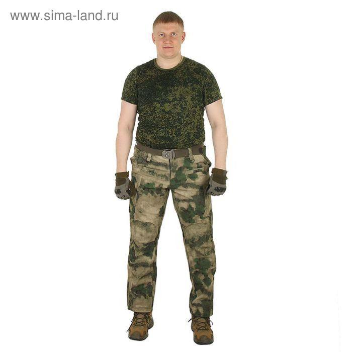Брюки МПА-41 (тк.Софтшелл) КМФ мох 58/4
