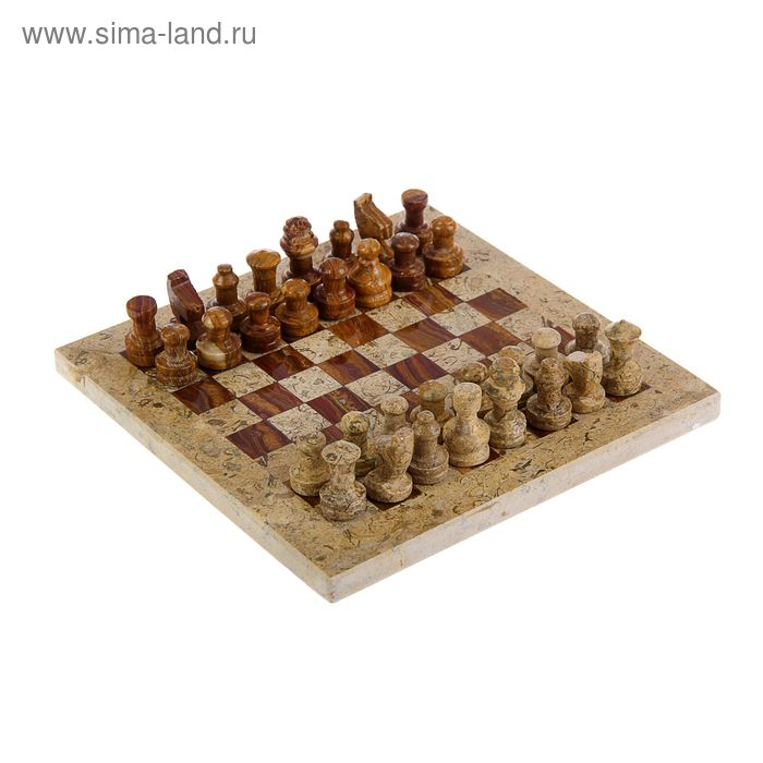 Шахматы, без под. упак.