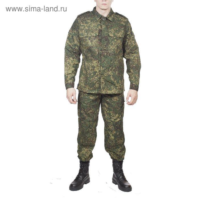 Костюм летний МПА-20 полевой (ВК М-192) зел. цифра МО Грета 48/4