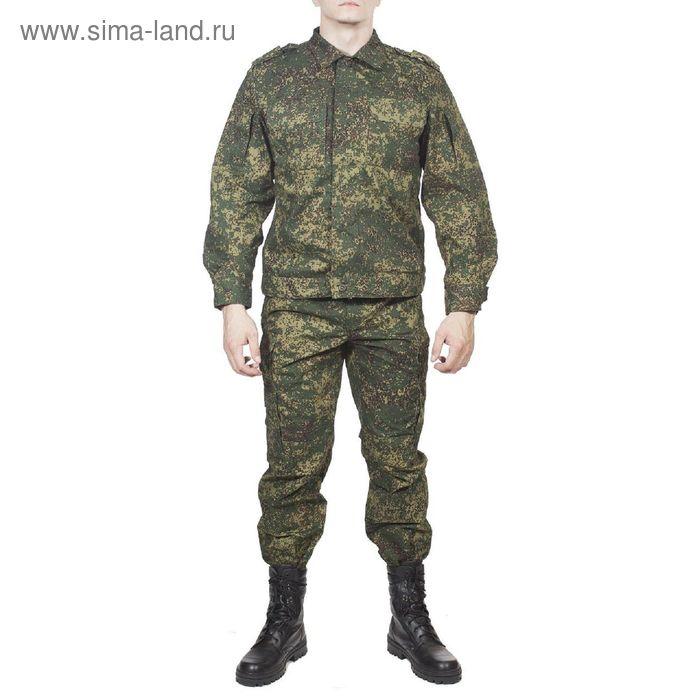 Костюм летний МПА-24 (Спецназ) КМФ зеленая цифра тк. Мираж 46/2
