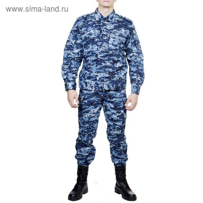 Костюм летний МПА-24 (Спецназ) КМФ с/г цифра тк. Мираж 46/3