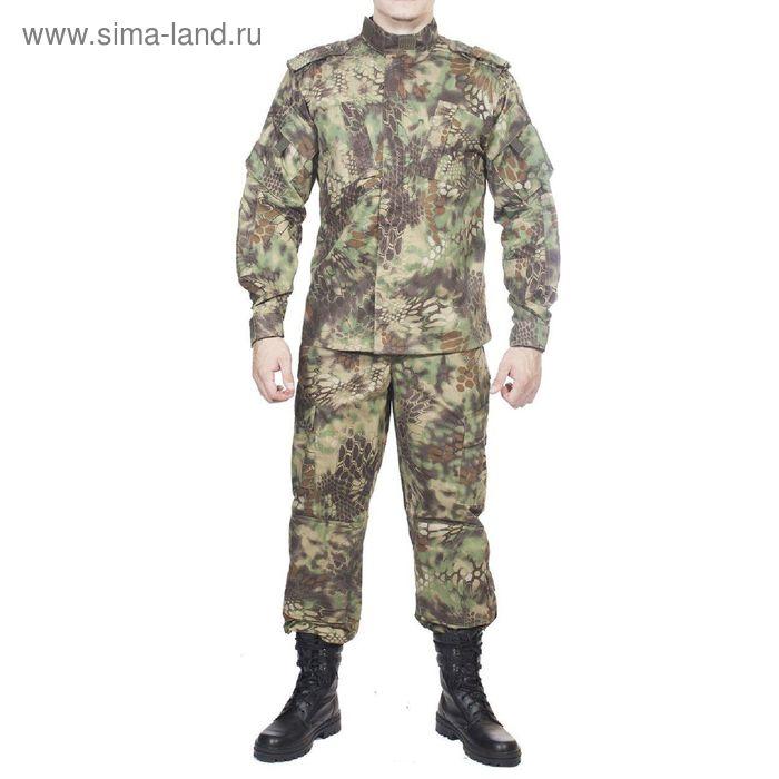 Костюм летний МПА-04 (НАТО-1) КМФ питон лес Мираж 58/5