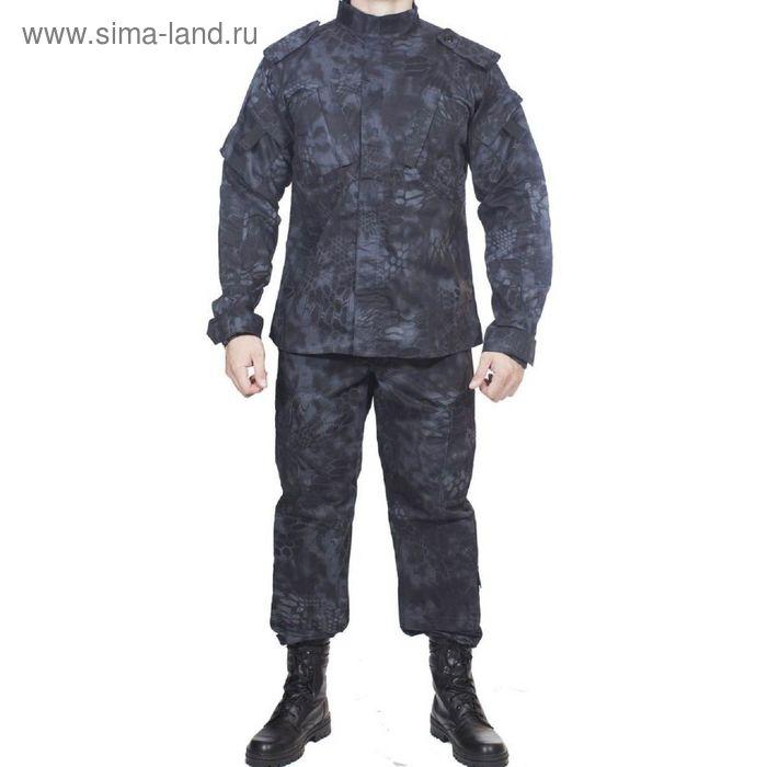 Костюм летний МПА-04 (НАТО-1) КМФ питон ночь Мираж 48/3