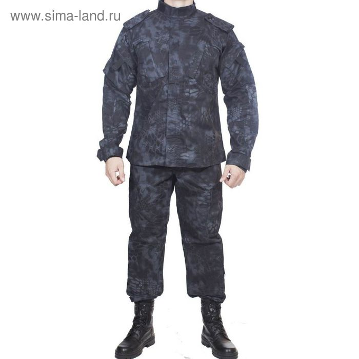 Костюм летний МПА-04 (НАТО-1) КМФ питон ночь Мираж 56/5