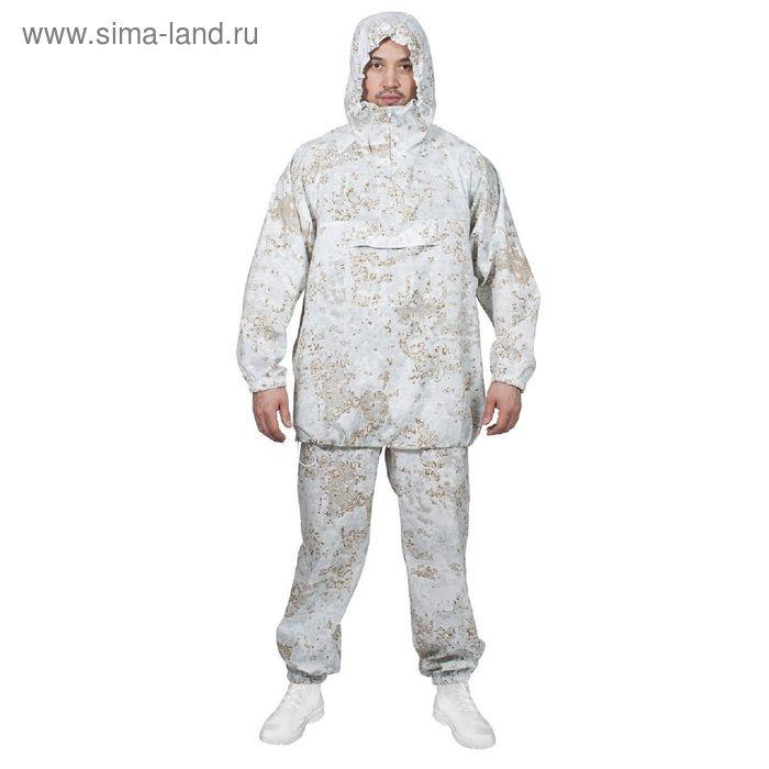 Костюм маскировочный МПА-43 pencott снег 50/3
