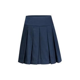 Юбка для девочки, рост 158 см, цвет синий