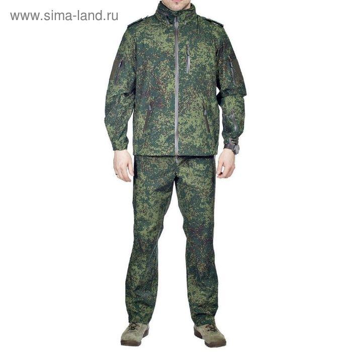 Костюм влагозащ МПА-25 (курточная мембрана) пиксель 50/5