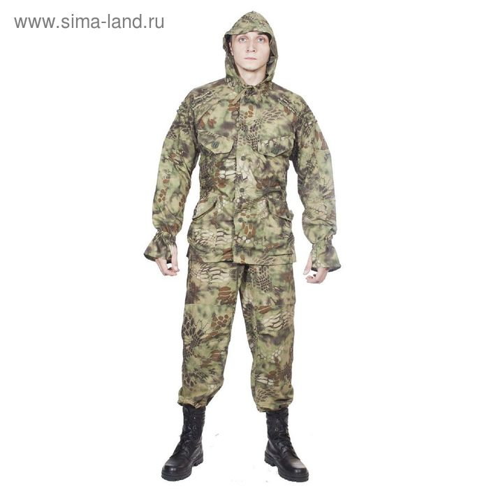 Костюм летний МПА-21 (Сумрак-1) КМФ питон лес Панацея 54/4