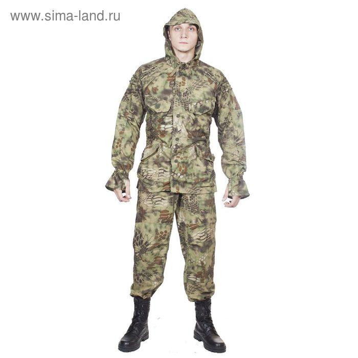 Костюм летний МПА-21 (Сумрак-1) КМФ питон лес Панацея 54/5