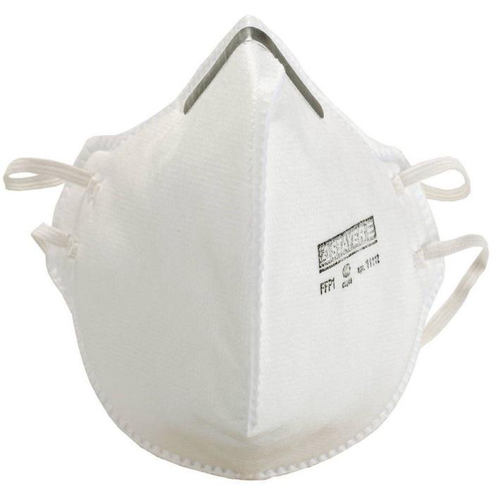 """Полумаска фильтрующая """"STAYER"""" PROFI, противоаэрозольная, многослойная"""