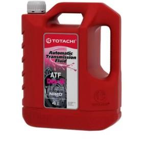 Трансмиссионная жидкость Totachi NIRO ATF DEXRON III гидрокрекинг, 3.47 кг, 4 л Ош