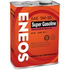 Моторное масло Eneos SL 5/30 полусинтетика, 4 л