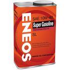 Моторное масло Eneos SL 10/40 полусинтетика, 0.94 л