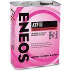 Трансмиссионная жидкость Eneos ATF DEXRON-II, 4 л