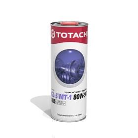 Трансмиссионная жидкость Totachi NIRO Super Gear минерал.GL-5/MT-1 80W-90, 1 кг, 1 л Ош
