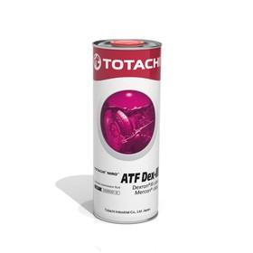 Трансмиссионная жидкость Totachi NIRO ATF DEXRON III гидрокрекинг, 1 кг, 1 л Ош