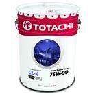 Трансмиссионное масло Totachi Super Hypoid Gear Oil Semi-Synthetic 75W-90 GL-4, 20 л