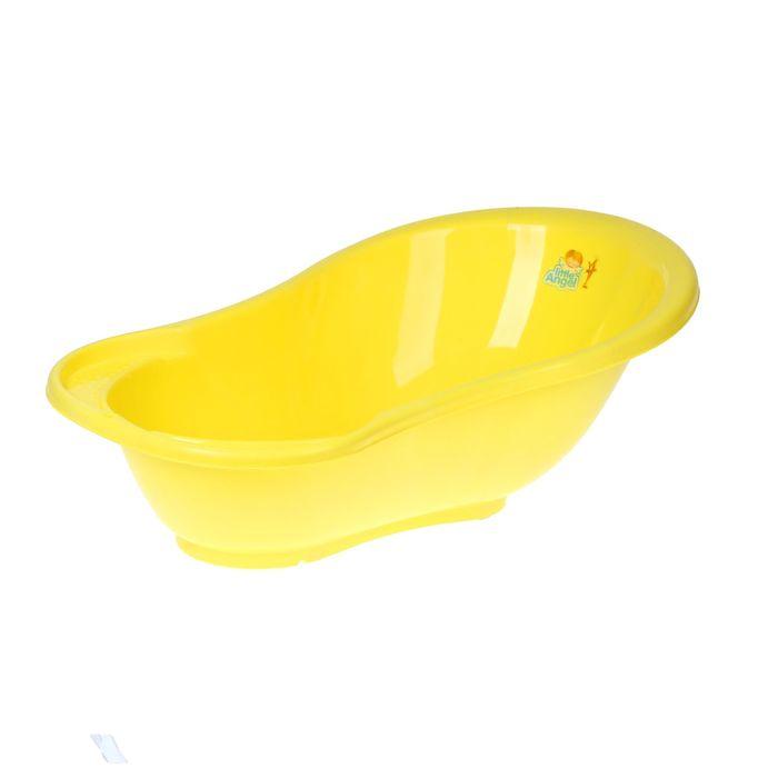 Ванна детская Little Angel, цвет жёлтый