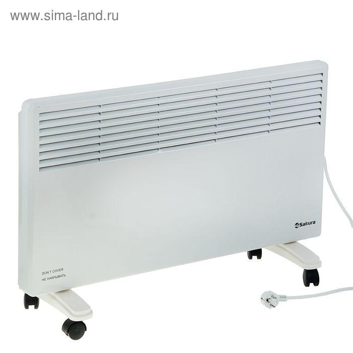 Обогреватель Sakura SA-0651W, конвекционный, 1800 Вт, белый