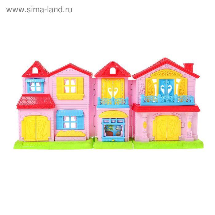 """Дом для кукол """"Счастливый дом"""""""
