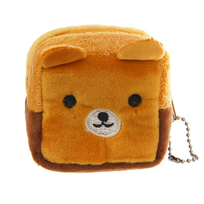 Мягкий кошелёк «Мишка»