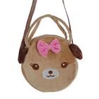 Мягкая сумочка «Собачка», с бантом