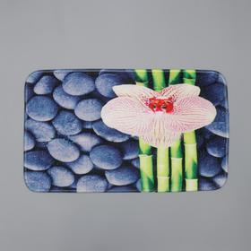 Коврик «Орхиедя», 45×75 см